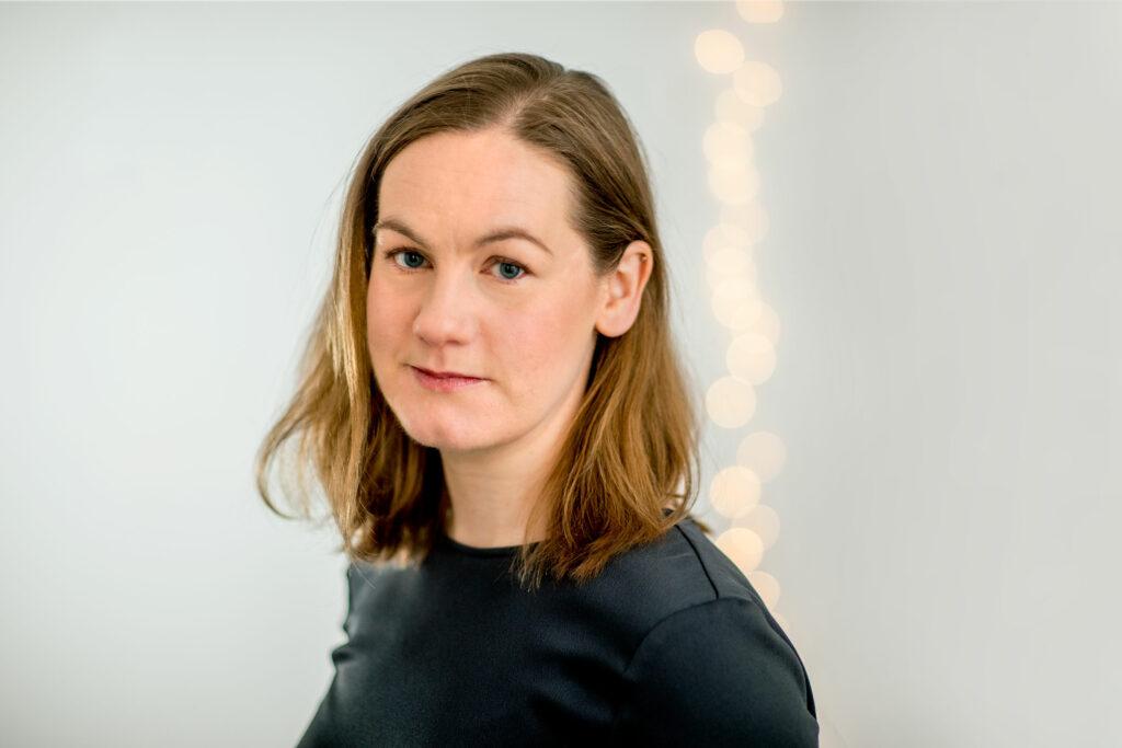 Emmeli Nilsson, porträtt. Foto: Jens Sølvberg